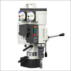 Portable Electro Magnetic Drilling and Tapping Machine