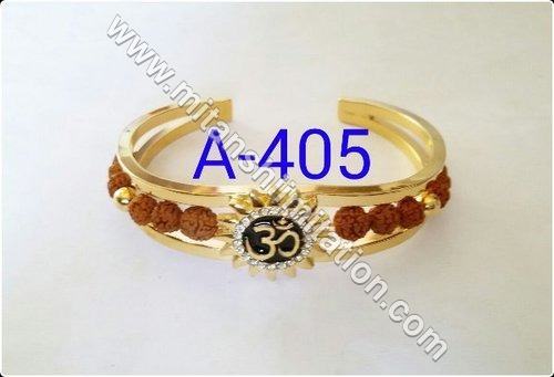 Yellow Gold Plated Bracelet