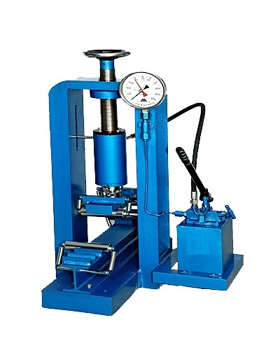 Flexure Testing Machine - Hand Operated
