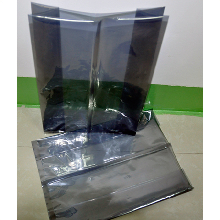 Shielding Side Gusset Bag