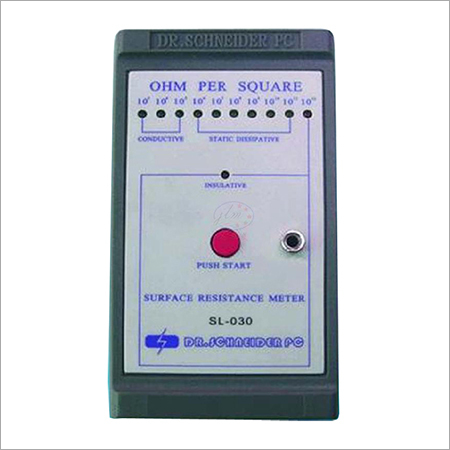 Surface Resistance Tester