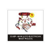Loto Electrician Waist Pouch