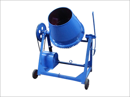 Laboratory Concrete Mixer (Motorized)