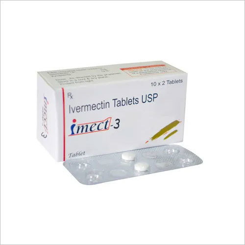 Ivermectin 3 Tablets