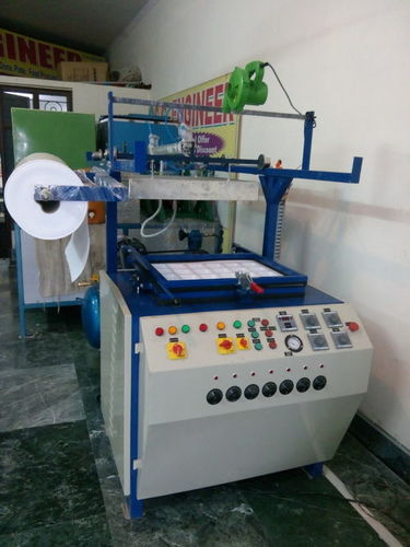 Disposable Glass Machine Manufacture in Delhi