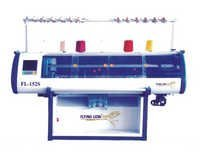 Single Carriage Flat Knitting Machine