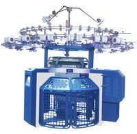 Circular Jacquard Knitting Machine