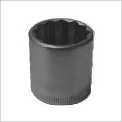 "1/4"" Sq. Drive Double Hex Industrial Socket"