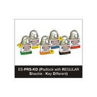 Regular Shackle Lockout Padlock