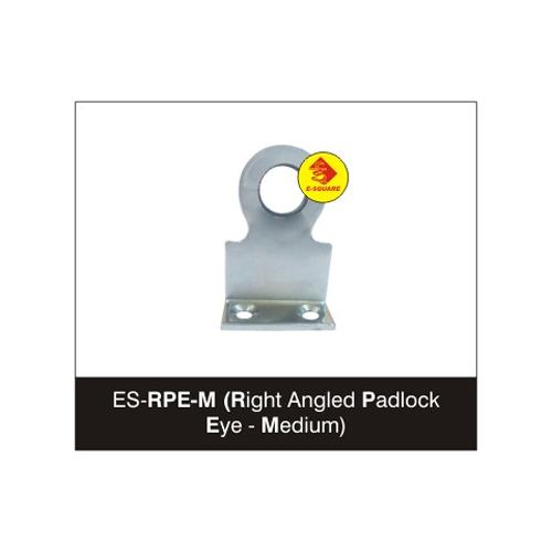Medium Safety Right Angled Padlock Eye Lockout