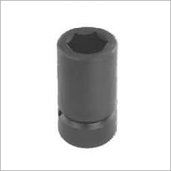 "1/4"" Sq. Drive Single Hex Impact Socket"