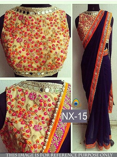 Fancy Designer Stylish Latest Exclusive Saree
