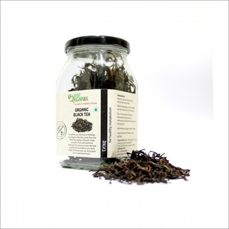Organic Black Tea (Assam) Full Leaves