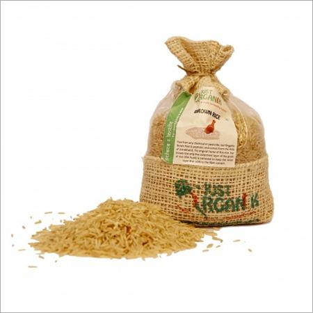 Organic Brown Rice Basmati