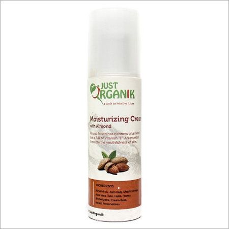 Almond Moisturizing Cream