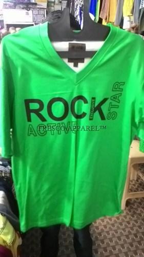 Branded Surplus 'V' Neck T-shirt