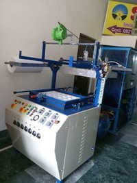 Dispoable Crockery Dona,plate,cup,glass making machine