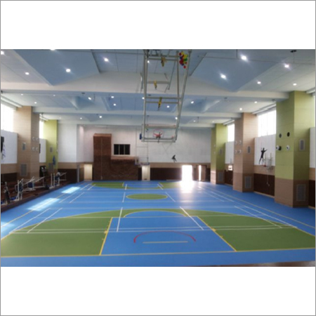 PU Flooring For All sports