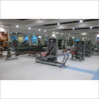 Seamless Luxury For Gym