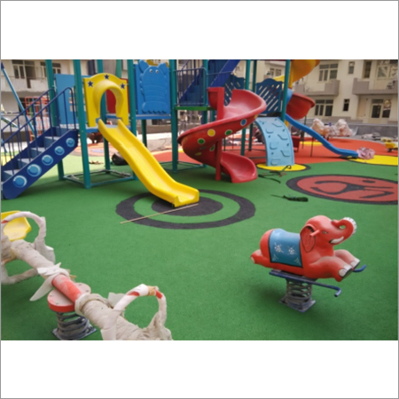 Soft Flooring For Children Play Area