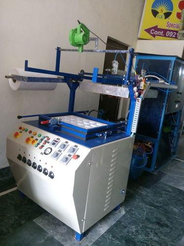 Manual Disposable Cup-Glass Machine Manufacture in delhi