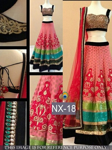 Latest Designer Exclusive Stylish Lehenga