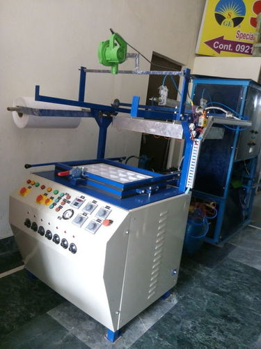 Manual Disposal Cup Glass Making Machine