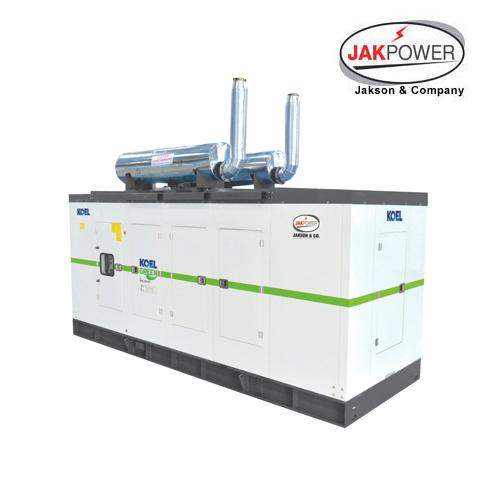 Silent Generators