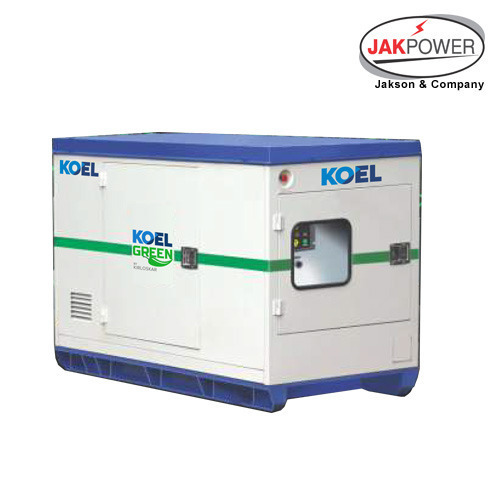 Air Cooled Kirloskar Generator