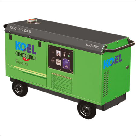 Koel Chhota Chilli Stationary Generators