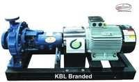KBL Branded End Suction Pump