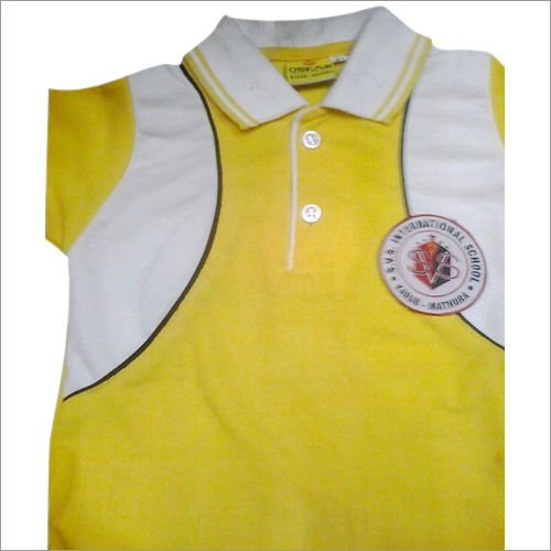 Yellow School T Shirt