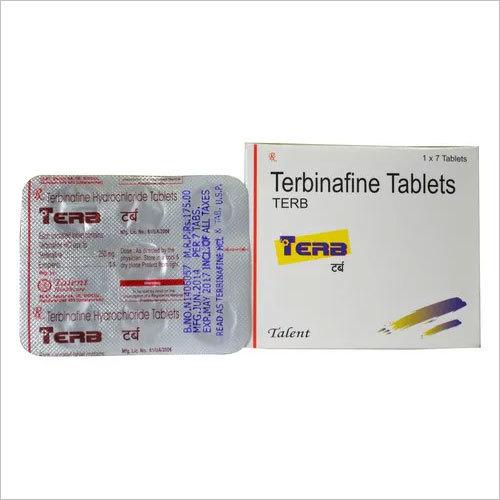 Terbinafine 250 Mg