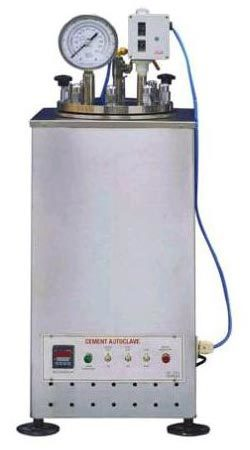 Cement Autoclave(Laboratory)