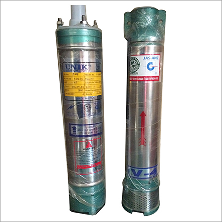 Deep Submersible Pumps