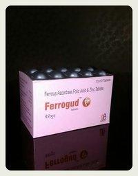 Ferrous Ascorbate,Folic Acid & Zinc