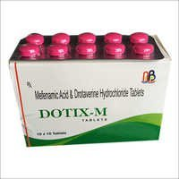 Mefenamic Acid & Drotaverine Hydrochloride Tablets