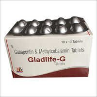 Gabapentin & Methycobalamin Tablets