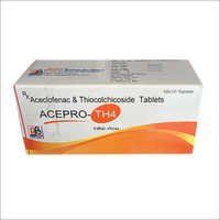 Aceclofenac & Thiocolchicoside