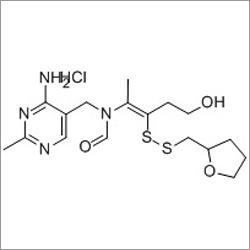 Fursultimine Hydrochloride