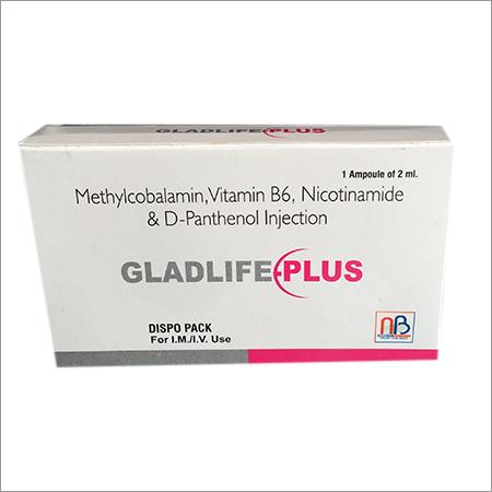 Methylcobalamin Vitamin B6 Nicotinamide