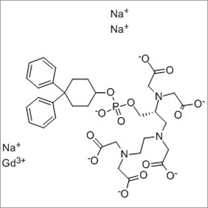Gadofosveset Trisodium