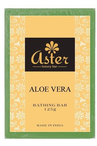 Aloe Vera Bath Soap 125g