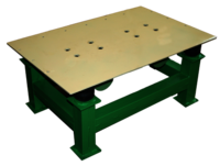 Foundry Mould Compaction Table