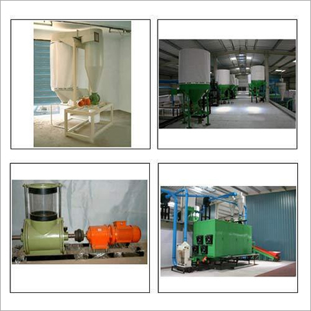 Pneumatic Vacuum Conveyors