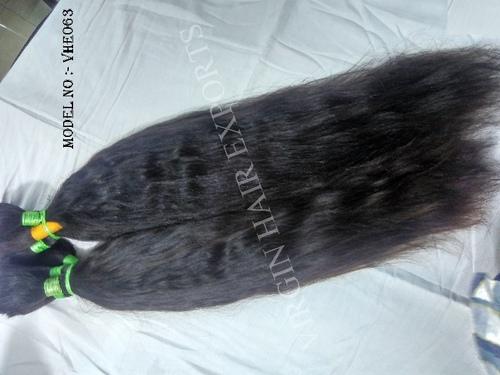 7A Temple Raw Hair