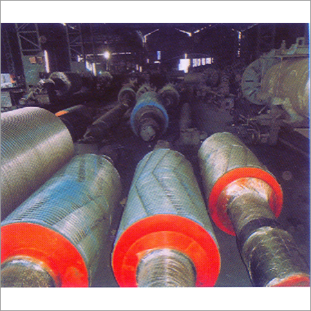 Reshelling of Rollers