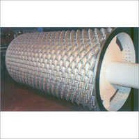 Toothed Under Feed Roller