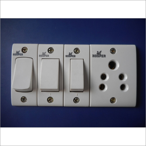 Poly Carbonate Switches