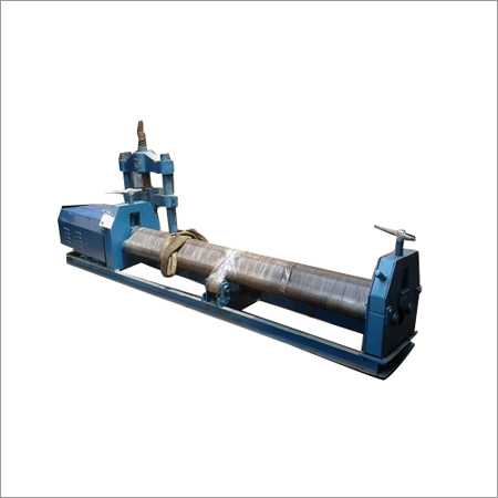 Manual Plate Bending Machine
